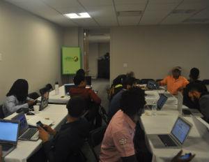 Black Enterprise Driving Innovation Hackathon Day 1 Morning Recap