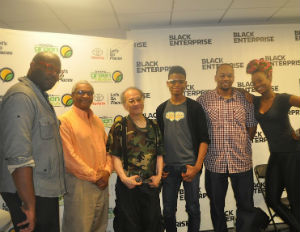 Black Enterprise Driving Innovation Hackathon Day 2 Morning Recap