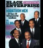 black enterprise marathon Men COVER