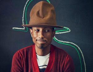 Pharrell Visits Hometown and Encourages Students to Chase Their Dreams