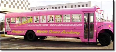 This Teenpreneur's Mobile Dance Studio Is Making Money, Eradicating Child Obesity