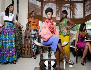 Cast, An African City (Image: AnAfricanCity.tv)