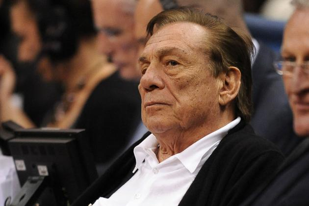 Donald Sterling Will Not Receive Second NAACP Lifetime Achievement Award