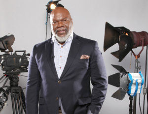 T.D. Jakes: Sowing the Seeds of Prosperity