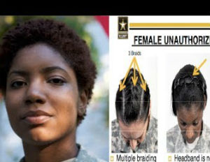Army Hair Guidelines Black Women