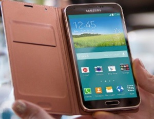 Samsung Galaxy S5 Already Hacked With Fake Fingerprints