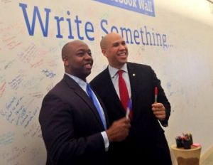Cory Booker, Tim Scott Partner to Help Youth Find Jobs