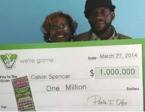 Virginia Couple Wins Lottery for the Third Time