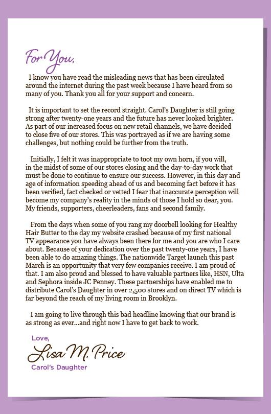 Letters From Parents To Their Teenage Daughter