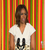 FLOTUS talking arts education
