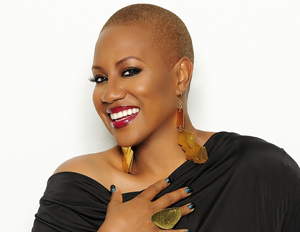 Celebrity stylist, Felicia Leatherwood (Image: DetangleBrush.com)