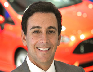 Mark Fields, CEO, Ford Motor Co. (Image: Ford)