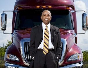Urban Business Roundtable Spotlight on Trucking Maverick Oscar Horton