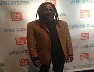 Biyi Bandele Dir. Half of a Yellow Sun at the 21st New York African Film Festival