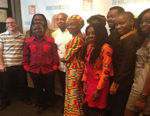 """Beyond Nollywood: New Band of Africa's """"Hottest, Brightest Stars"""" Sparkle in NYC"""