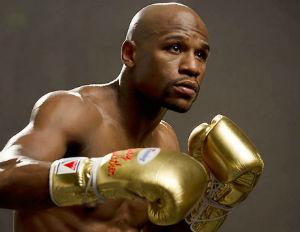 floyd mayweather boxing