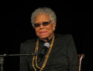 Maya Angelou York College