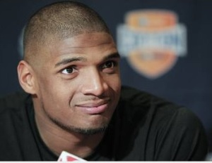 Michael Sam Has a TV show on the OWN network