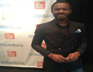 OC Ukeje, Actor, Confusion Na Wa, Half of a Yellow Sun at the 21st New York African Film Festival