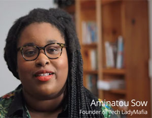 Google Women Techmakers Code School Aminatou Sow