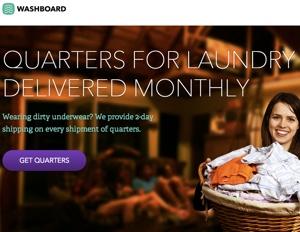 washboard startup