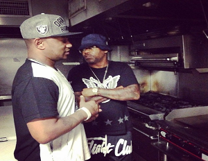 Dame Dash and Cam'ron to Open New Restaurant in New York