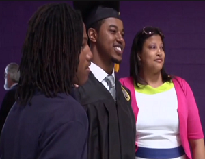 From Gang Member to Bachelors Degree, Chicago's Urban Prep Celebrates First College Grad