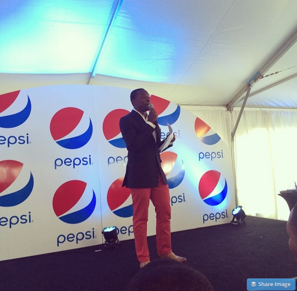 African American Festival: Young Military Serviceman Wins Elevator Pitch Contest