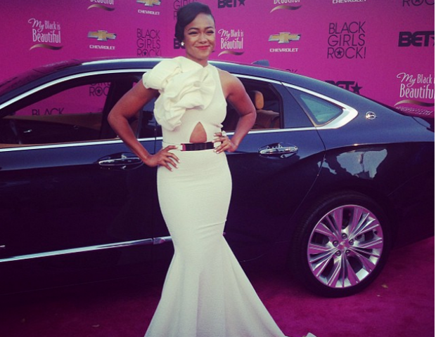 """She may have played Will Smith's cute little cousin Ashley Banks in the popular 90s show """"The Fresh Prince of Bel-Air,"""" but proving not to be one who's complacent with early succes, Tatyana Ali enrolled in the prestigious Harvard University and graduated with a bachelor's degree in African American studies and government in 2002. (Photo: Instagram)"""