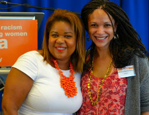 Melissa Harris-Perry, Tai Beauchamp and More Attend YWCA-NYC Potential to Power Girls Symposium