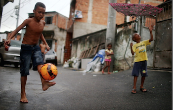 15 Powerful World Cup Photos From The Real Rio