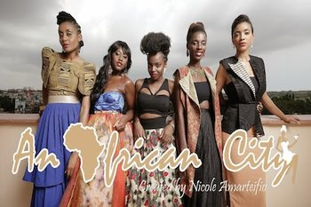 """""""An African City"""" Major Players Talk Business, Ghana And More"""