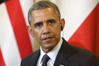 Barack Obama visits Poland