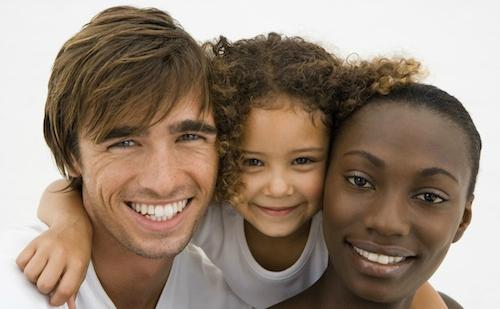 Interracial dating questions