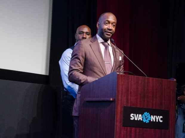 ABFF Founder Jeff Friday opened the festival, citing that the event has been used as a platform to provide access and exposure for young filmmakers and a valuable launching pad for careers in the entertainment industry.