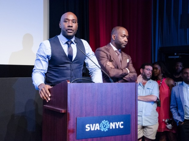 Actor Morris Chestnut was the 2014 ABFF Celebrity Ambassador. Partnering with American Family Insurance, he also made his directorial debut at this year's festival.