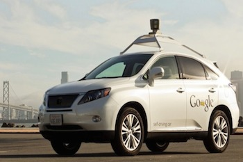 Google Announces Driverless Cars In Less Than 10 Years