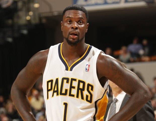 LANCE STEPHENSON: Indiana Pacers