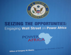 The Race to 'Power Africa': Open Call For Major And Small U.S Business Owners To Get On Board