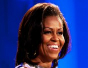 Forbes names Michelle Obama in their top 100 most powerful women