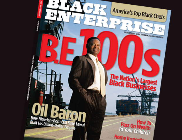 CAMAC Holdings Inc. was the second black-owned enterprise to gain membership into the BE 100s billion dollar club when it reached the No. 1 slot on our 2003 INDUSTRIAL/SERVICE 100. In fact, the Houston-based oil and gas exploration, consulting and engineering company was only a hair away from achieving the milestone when it made its debut on our industrial/service list in 2002 - - gross sales for 2001 were $979.5 million. Operated by Nigerian-born Kase Lawal, CAMAC (which stands for Cameroon-American) grew through its ability to integrate upstream services, the production of oil and gas, and downstream operations, which included trading and refining of its products. CAMAC, which reported its highest level of revenues-- $2.43 billion-- on the 2009 list, left the BE 100s in  2011 after shifts in operational structure, management and ownership.