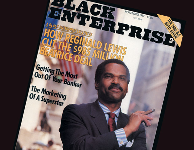 45 GREAT MOMENTS IN BLACK BUSINESS – NO  2: First Black