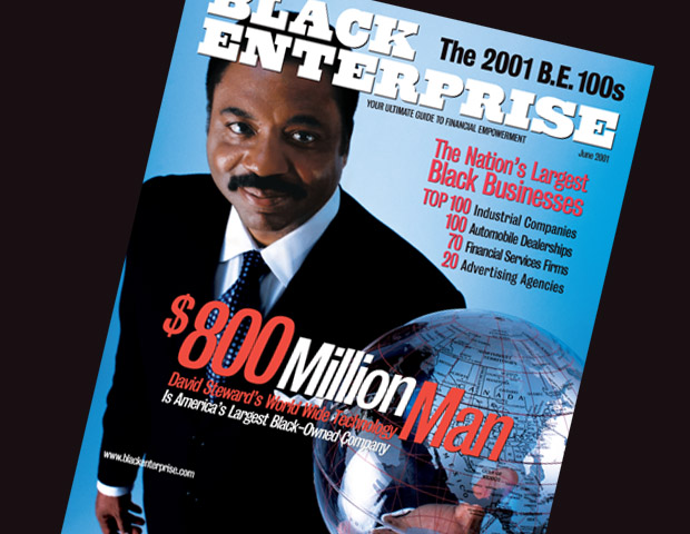 """In June 2001, our editors hailed David Steward as """"The $800 Million Man"""" when his Maryland Heights, Missouri IT firm World Wide Technology was named our BE Company of the Year. It was a prescient sign of a rising New Economy leader. Within just three years, WWT would snare the No. 1 spot on the 2004 BE INDUSTRIAL/SERVICE 100 with revenues of $1.2 billion. Over the years, the enterprise would expand through developing partnerships with tech giants such as Cisco Systems, HP and EMC as well as meeting the infrastructure needs of companies like Boeing and Dell with a no-excuses commitment to time and cost-efficiency. On the 2014 BE INDUSTRIAL/SERVICE 100, privately-held WWT still holds the No. 1 position. However, its revenues have grown 533% in the past decade to $6.4 billion - placing it No. 410 if it were listed among the nation's 500 largest publicly-traded companies."""