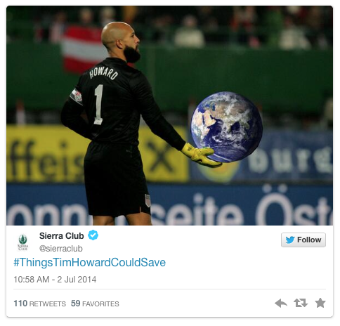 #ThingsTimHowardCouldSave: 16 Awesome Twitter Memes