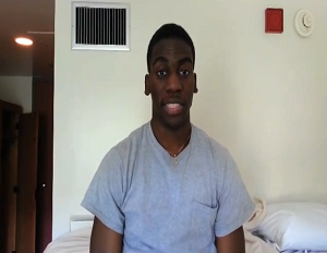 Troy Davis nephew De'Juan Davis-Correia (Image: Youtube screenshot)