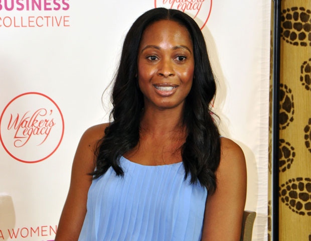 Nilka Thomas, manager of global diversity at Google, was a panelist.