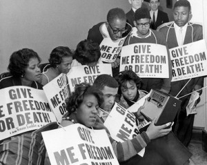 Civil Rights Hunger Strikers