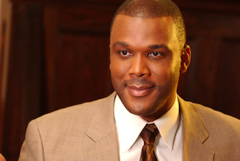 Tyler Perry Trademarks 'What Would Jesus Do'