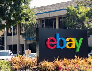eBay company Logo