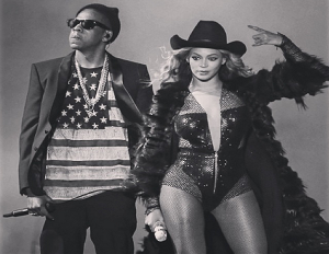 Beyoncé and Jay Z Tour Reported to Rake in More Than $100 Million